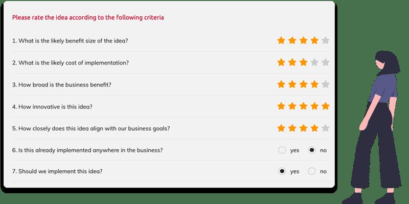 Sideways 6 - Best Practice Review Criteria