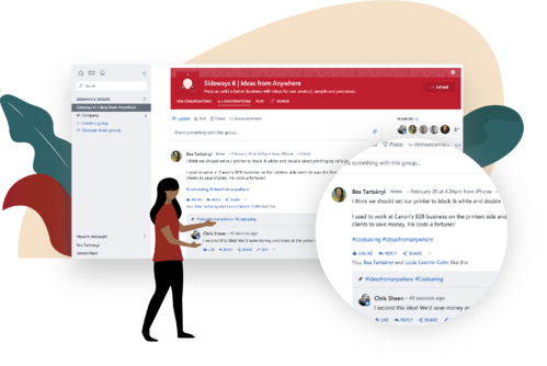 Yammer Group S6